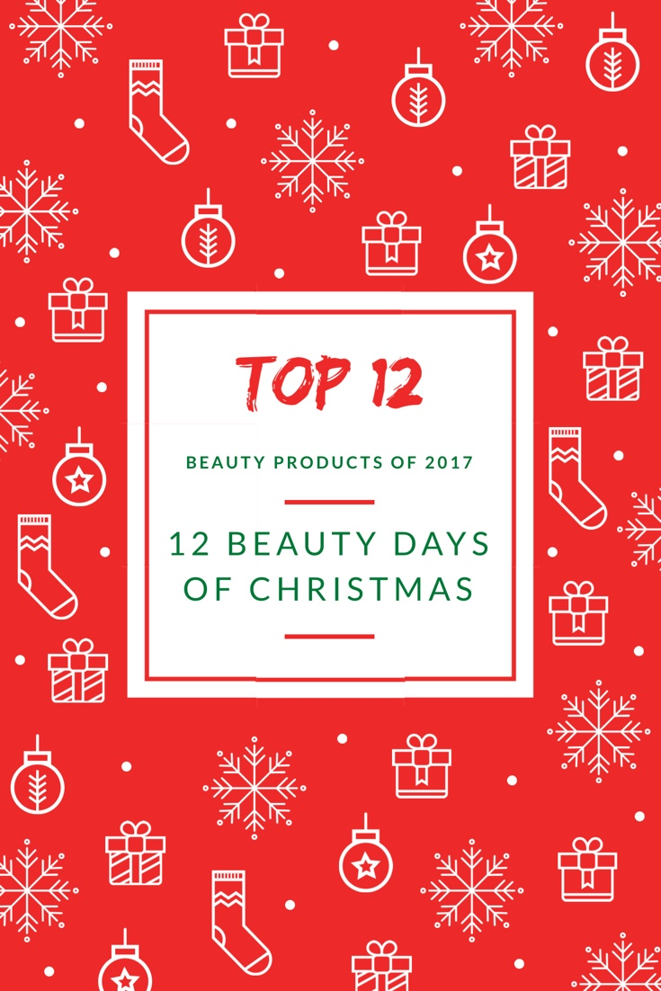 12 beauty days of christmas what does that mean pre a beer fuelled brainstorm i had no idea either but i hope this goes down just as well as my